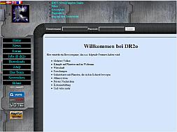 Screenshot von dr2o