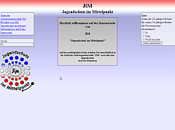 Screenshot von jim-pi.de